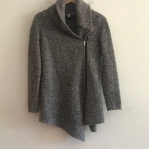 H & M Divided Chunky Knit Cardigan Sweater Size XS